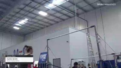 Caitlin Smith - Bars, World Champ Centre - 2021 Region 3 Women's Championships