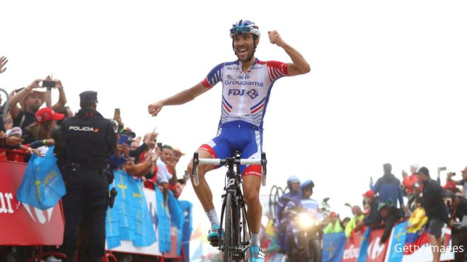 Pinot Soars To Vuelta Win, Yates Extends Lead