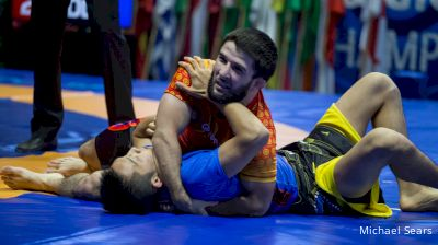 Watch UWW Grappling World Championships on FloGrappling