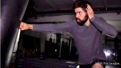 MMA Pro League Fighter Profile   Cody Hier