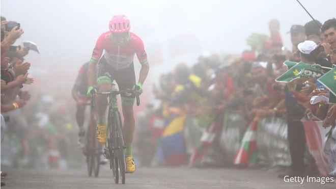 Inside Woods' Vuelta Victory: Atop Balcón de Bizkaia, A Win For Hunter