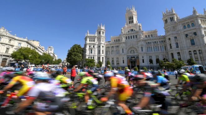2018 Madrid Challenge