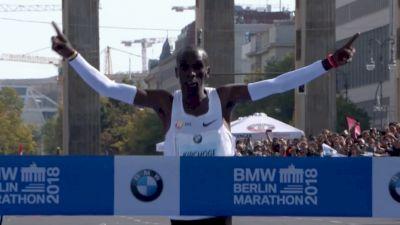2018 Berlin Marathon - 2:01:39 WORLD RECORD By Eliud Kipchoge!!!