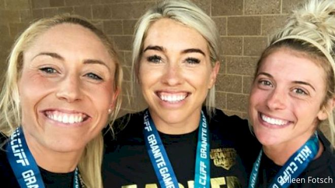 Colleen Fotsch Interview, Pt. II: CrossFit, Family, & The Right Coach