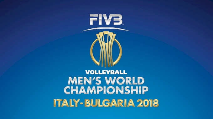 picture of The 2018 FIVB Men's World Championship