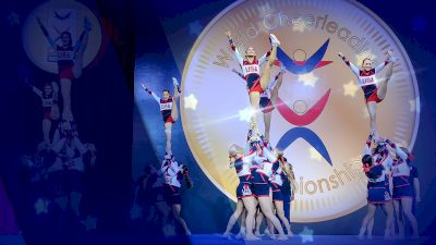 USA All Girl [2018 Premier Finals] ICU World Cheerleading Championships
