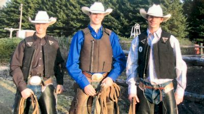 Larsen Brothers On Record-Setting Mission En Route To Canadian Finals Rodeo