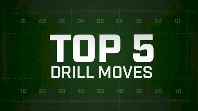 TOP 5: Drill Moves BOA San Antonio
