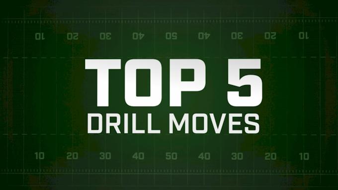 TOP 5: Drill Moves BOA 2018 Week 4