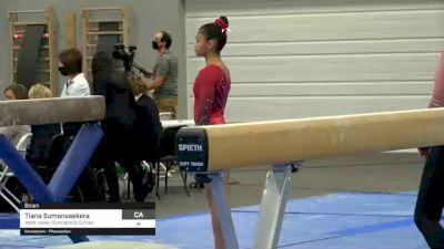 Tiana Sumanasekera - Beam, West Valley Gymnastics School - 2021 American Classic and Hopes Classic