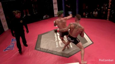 Phil Caracappa vs. Louis Gaudinot  - Ring of Combat 65 Replay