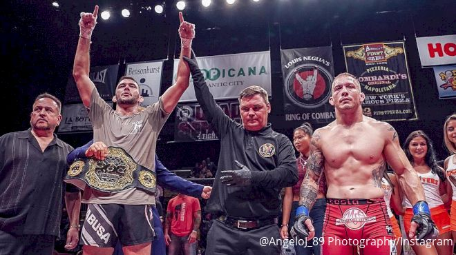 Bill Algeo vs. Brendan Loughnane Slated For Contender Series