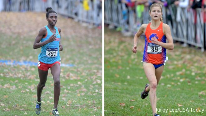 New Mexico, Kurgat Kick Off Title Defense At Nuttycombe