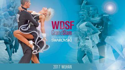 2017 WDSF GrandSlam Latin Wuhan