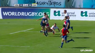 USA Tries In The 2017 APC