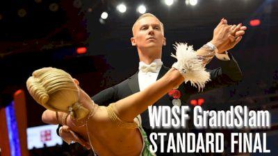 2017 WDSF GrandSlam Standard Shanghai | The Quarterfinal