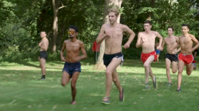 Workout Wednesday: North Central Mile Repeats