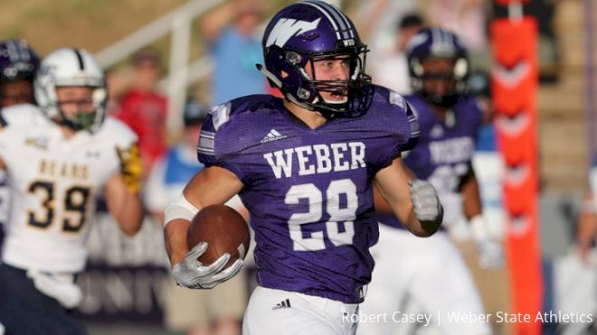 Northern Arizona Awaits Visit From Seventh-Ranked Weber State