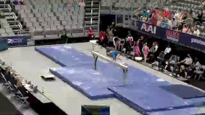 Katelyn Jong - Beam, Metroplex Gym - 2021 US Championships