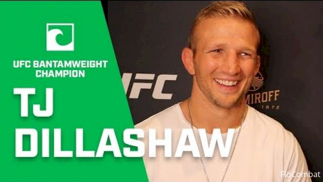 TJ Dillashaw Fires Away At UFC Bantamweights, Wants Henry Cejudo At 125