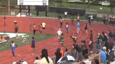 High School Boys' 4x400m Relay, Finals 1