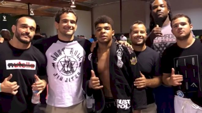 16-Year-Old Jansen Gomes Stuns With Victory at World Series of Grappling