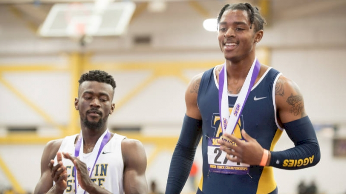 picture of 2019 MEAC Indoor Championships