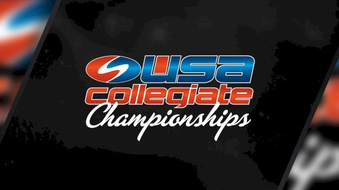 How To Watch: 2021 USA Collegiate Championships