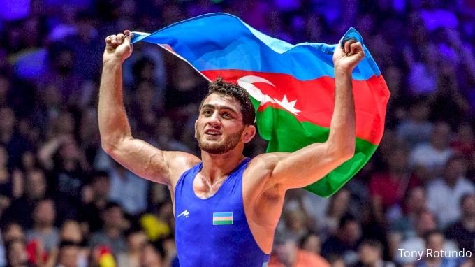 picture of Haji Aliyev