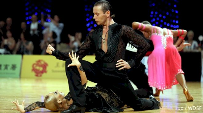 Preview   WDSF GrandSlam Latin Moscow