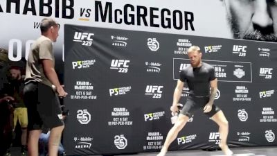 Conor McGregor Gets Flowy, Chants 'F*ck The Jameson Brothers' | UFC 229