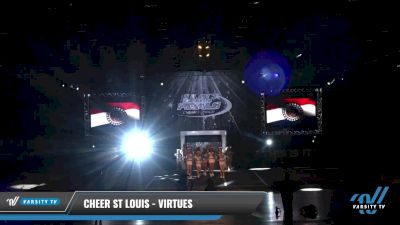 Cheer St Louis - Virtues [2021 L1 Youth - Small Day 1] 2021 The U.S. Finals: Louisville