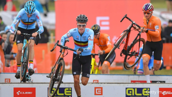 picture of 2018 UEC European Cyclocross Championships
