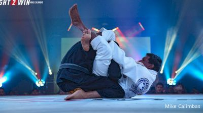 Radji Bryson-Barrett vs Lincoln Pereira Fight 2 Win 91