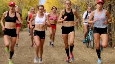 Workout Wednesday: Western Colorado 1400m Reps At 8,000 ft.