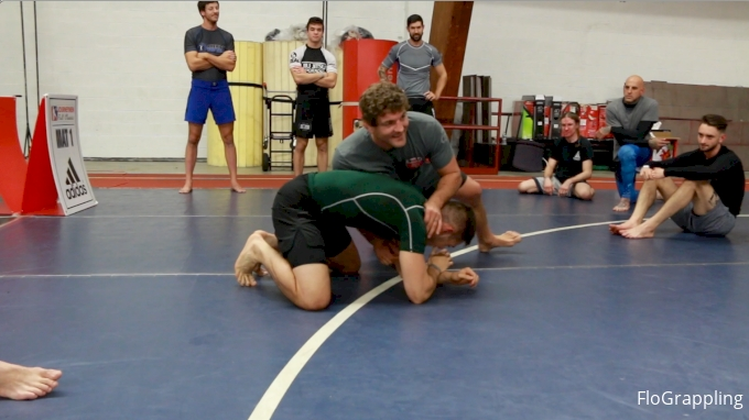 Learn The Choke Ben Askren Invented