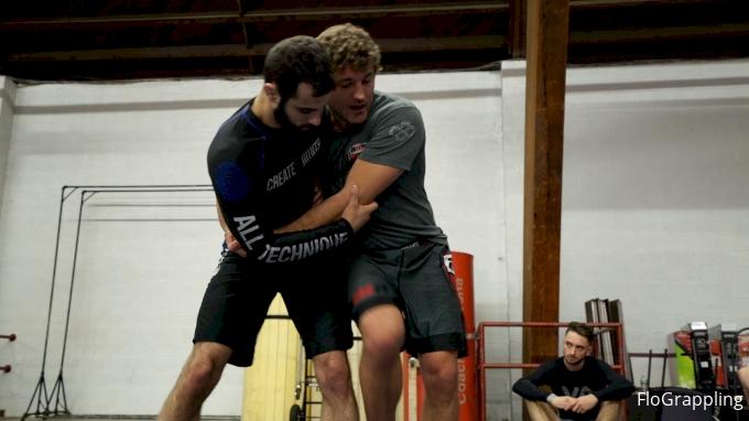 Ben Askren: Bodylock Takedown