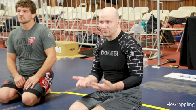 John Danaher, Ben Askren Full Q&A Session