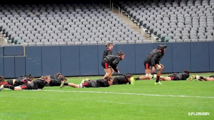 Black Ferns Captains Run