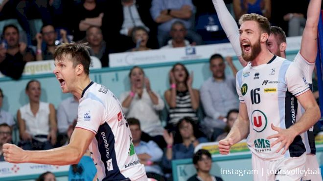 Breaking Down The Americans In The Men's CEV Champions League