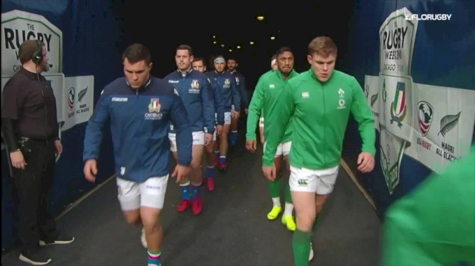 Ireland vs Italy 2018 Full Match Replay
