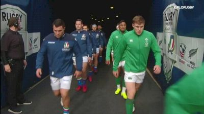 Ireland vs Italy The Rugby Weekend Full Match Replay