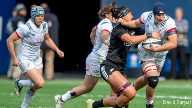 USA Women Take Lessons To Next Test