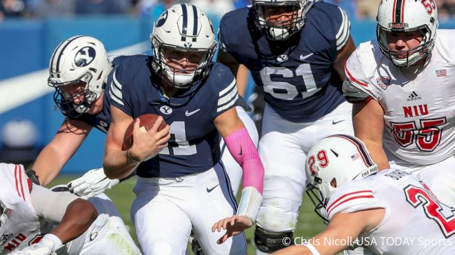 BYU Heads East For Showdown With UMass At Gillette Stadium