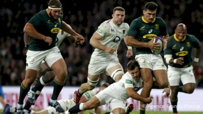 Play Breakdown: Armstrong Takes A Look At England's Kicking Game