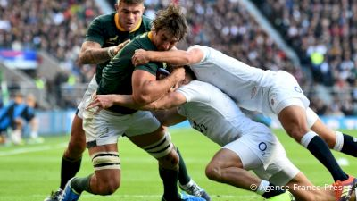 Play Breakdown: England's Defense & Attack In Victory Over Springboks