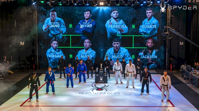 picture of 2018 Spyder Invitational BJJ Championship Finals
