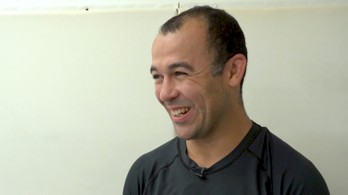 Marcelo Garcia Talks Return to Competition