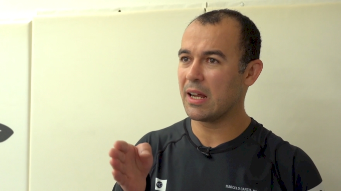 25 Minutes With a Legend: Marcelo Garcia