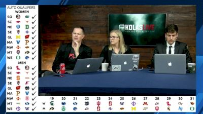 2018 KOLAS LIVE: Selection Show